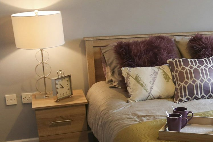 Ferrard Meadow, Antrim, Bedroom