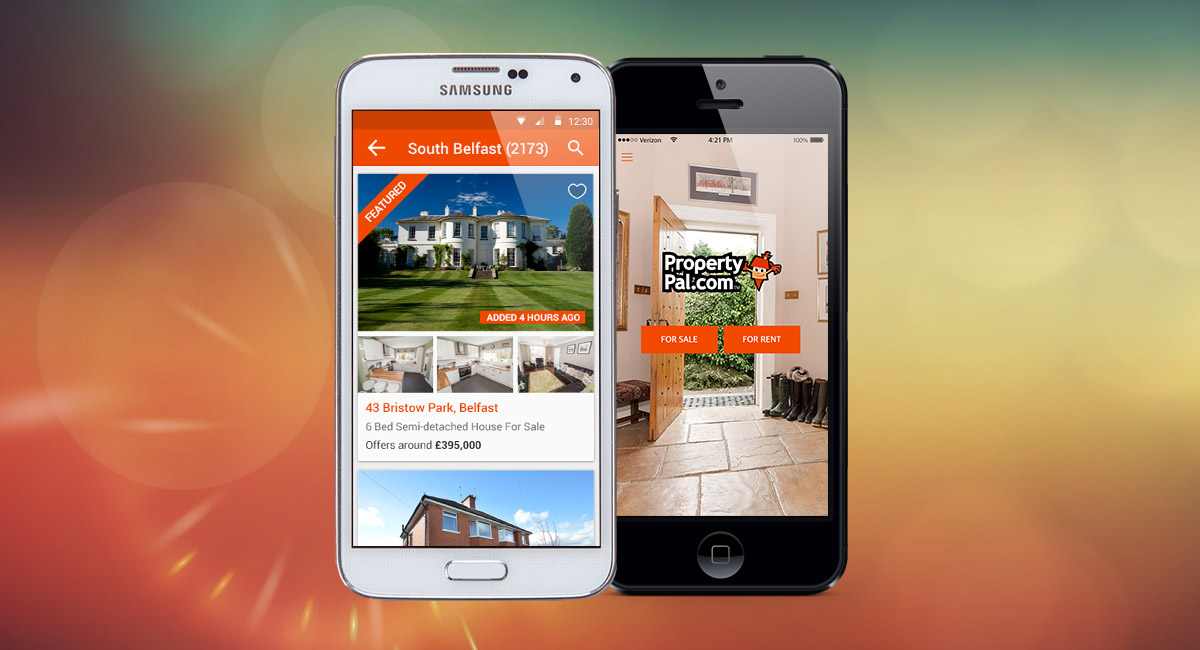 Property Pal introducing propertypal mobile apps including android and iphone